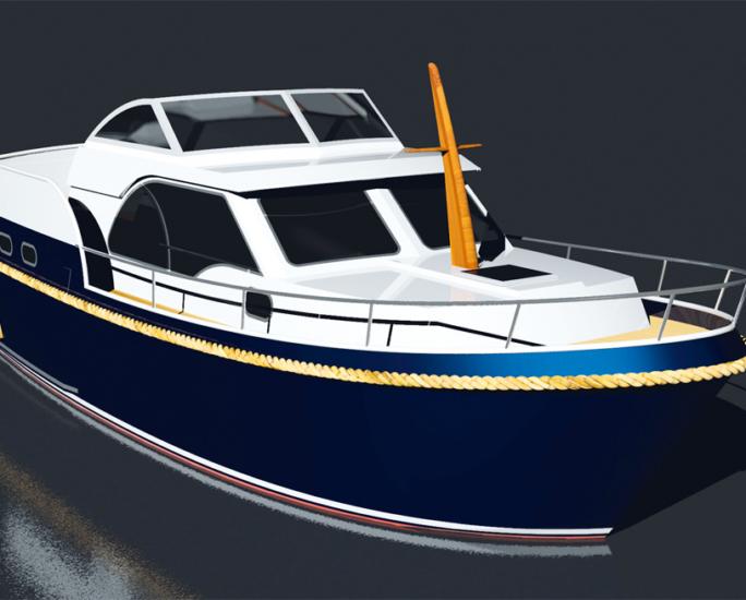Motoryacht Melina